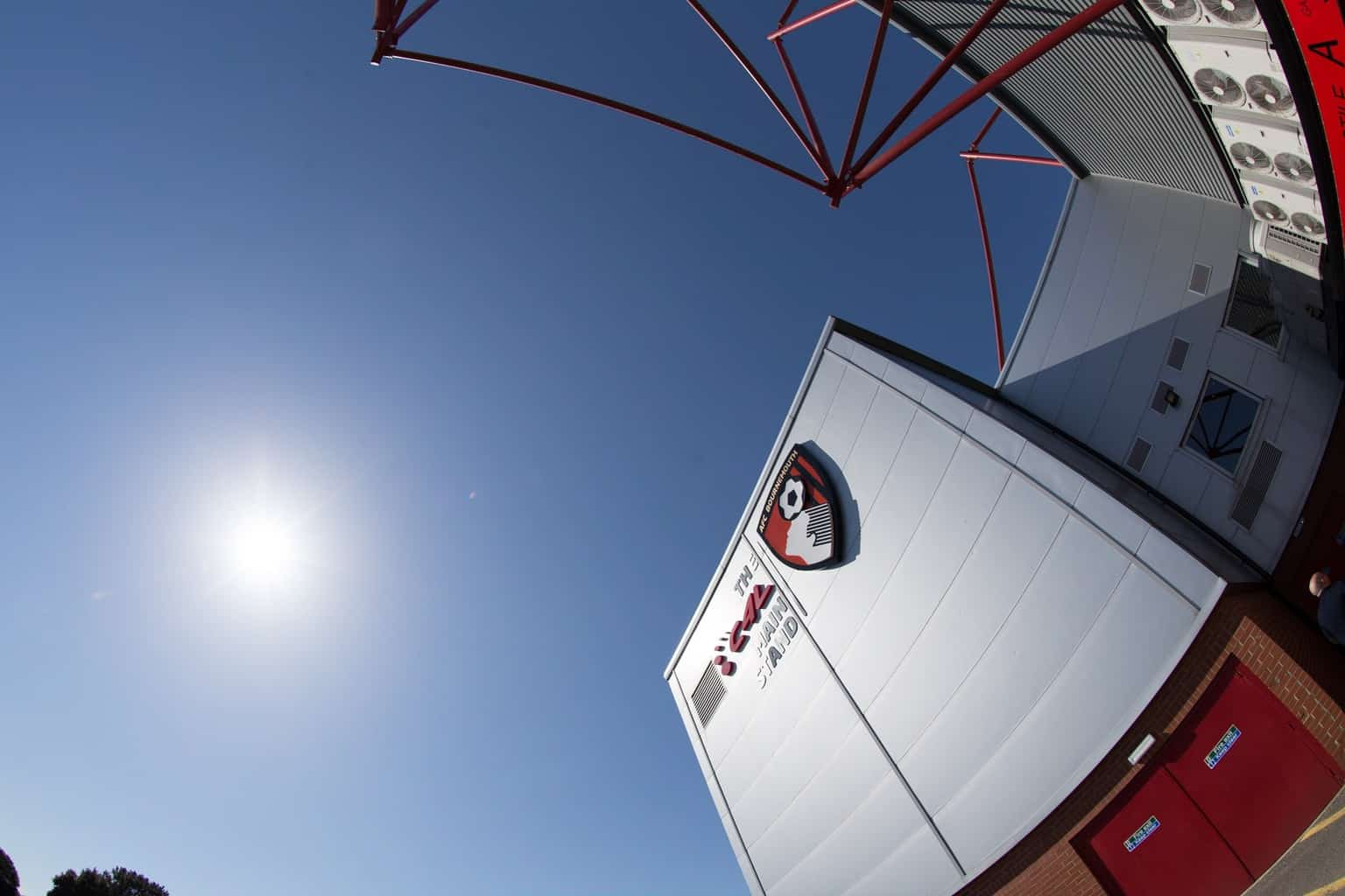 Picture of the Vitality Stadium, Bournemouth, Dorset