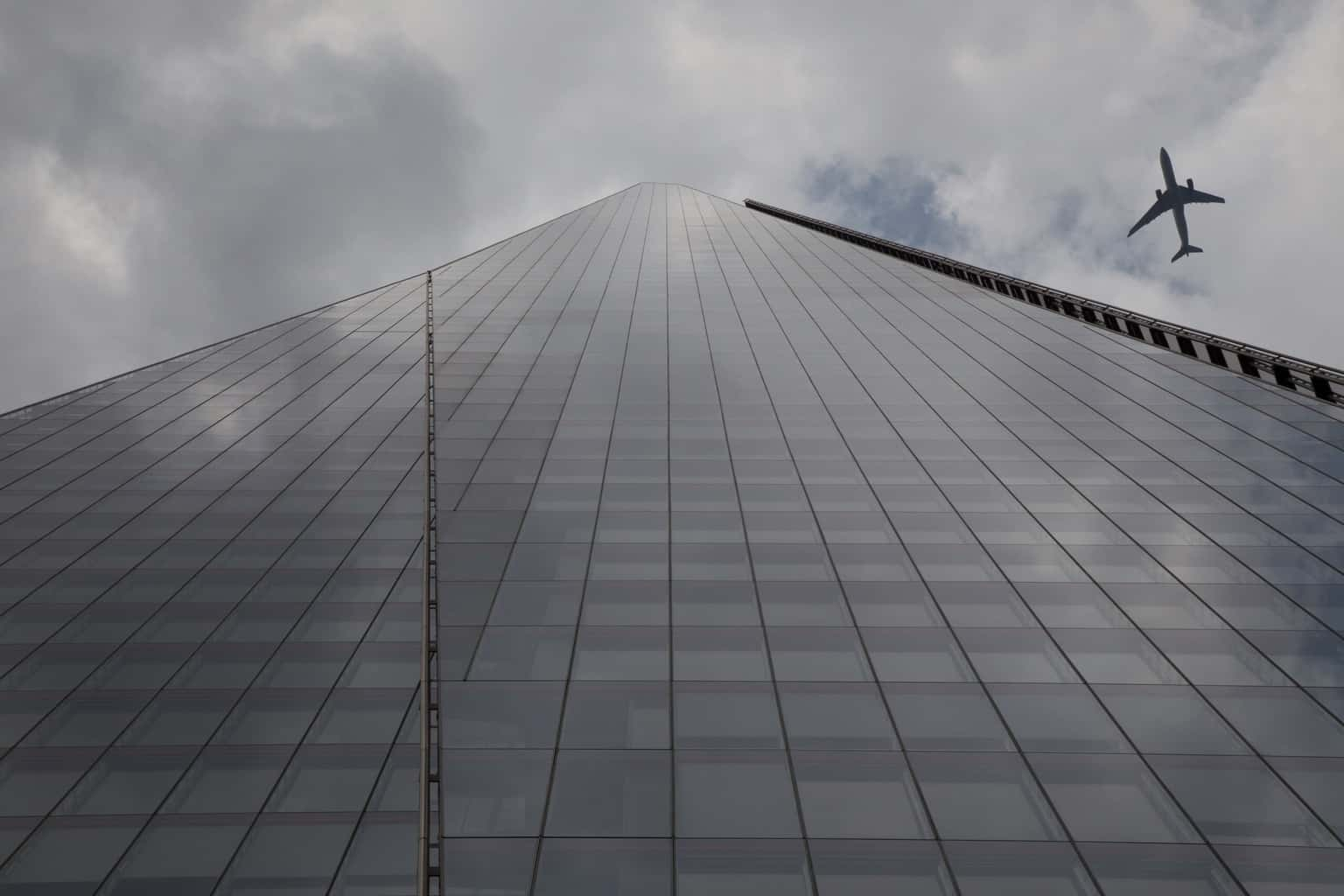 The Shard by architecture photographer Rick McEvoy