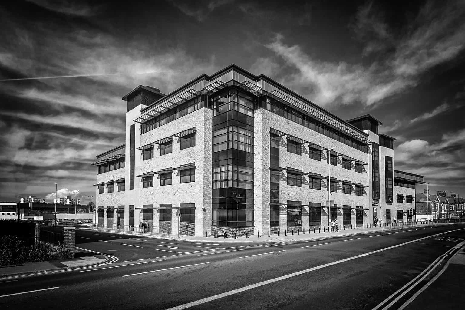 Joint Emergency Services Building, Poole, Dorset