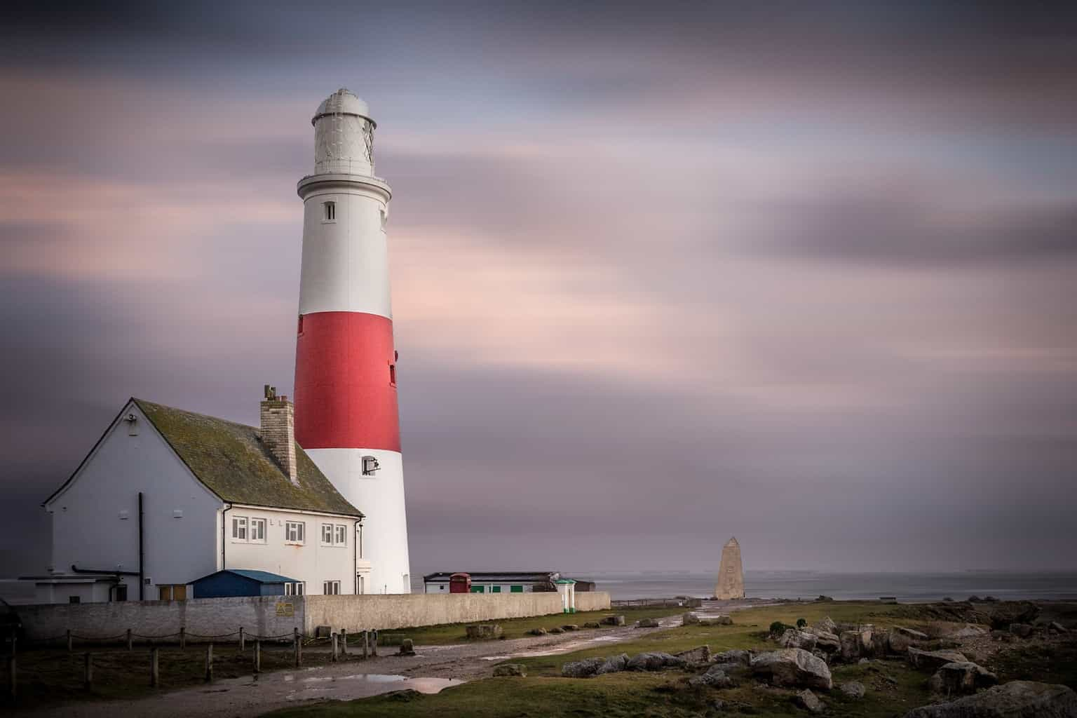 Portland Bill Lighthouse by Rick McEvoy Architectural Photographer in Dorset