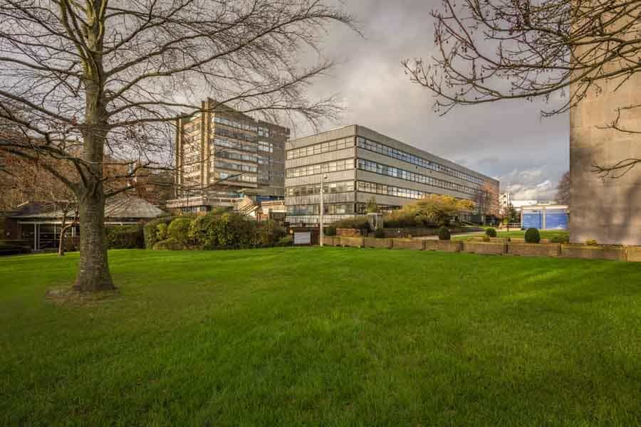 Building B2 at the University of Southampton by Rick McEvoy Photography