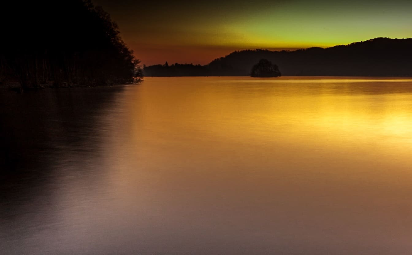 Lake Windermere - the crop - landscape photography by Rick McEvoy