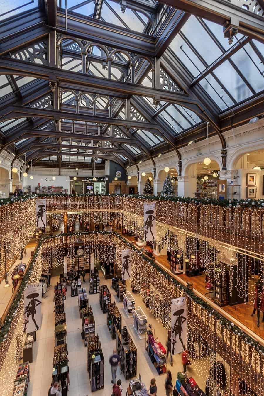 Department store by Rick McEvoy Interior Photographer