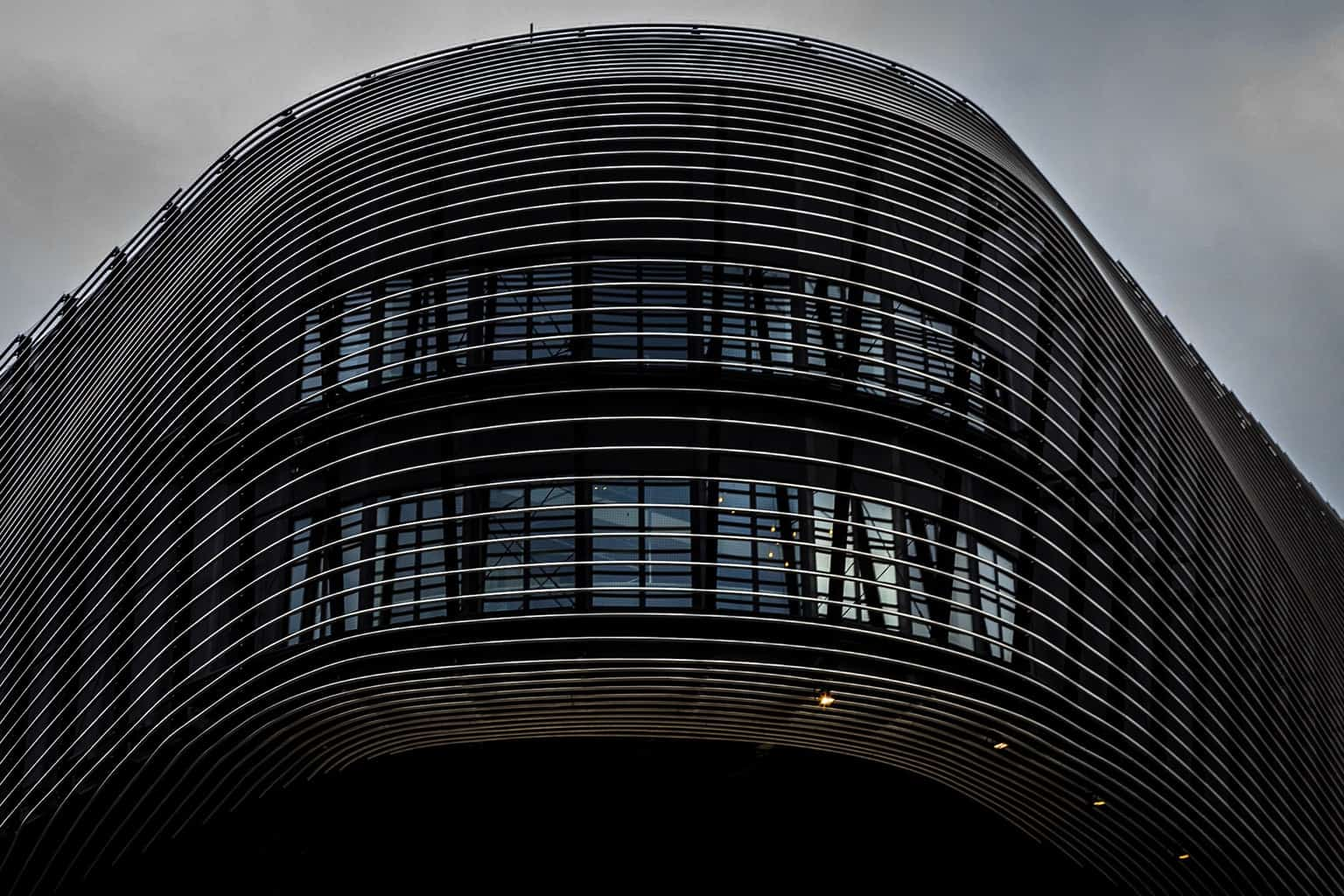 Showcase Cinema Deluxe at West Quay in Southampton By Rick McEvoy architectural photographer in Hampshire