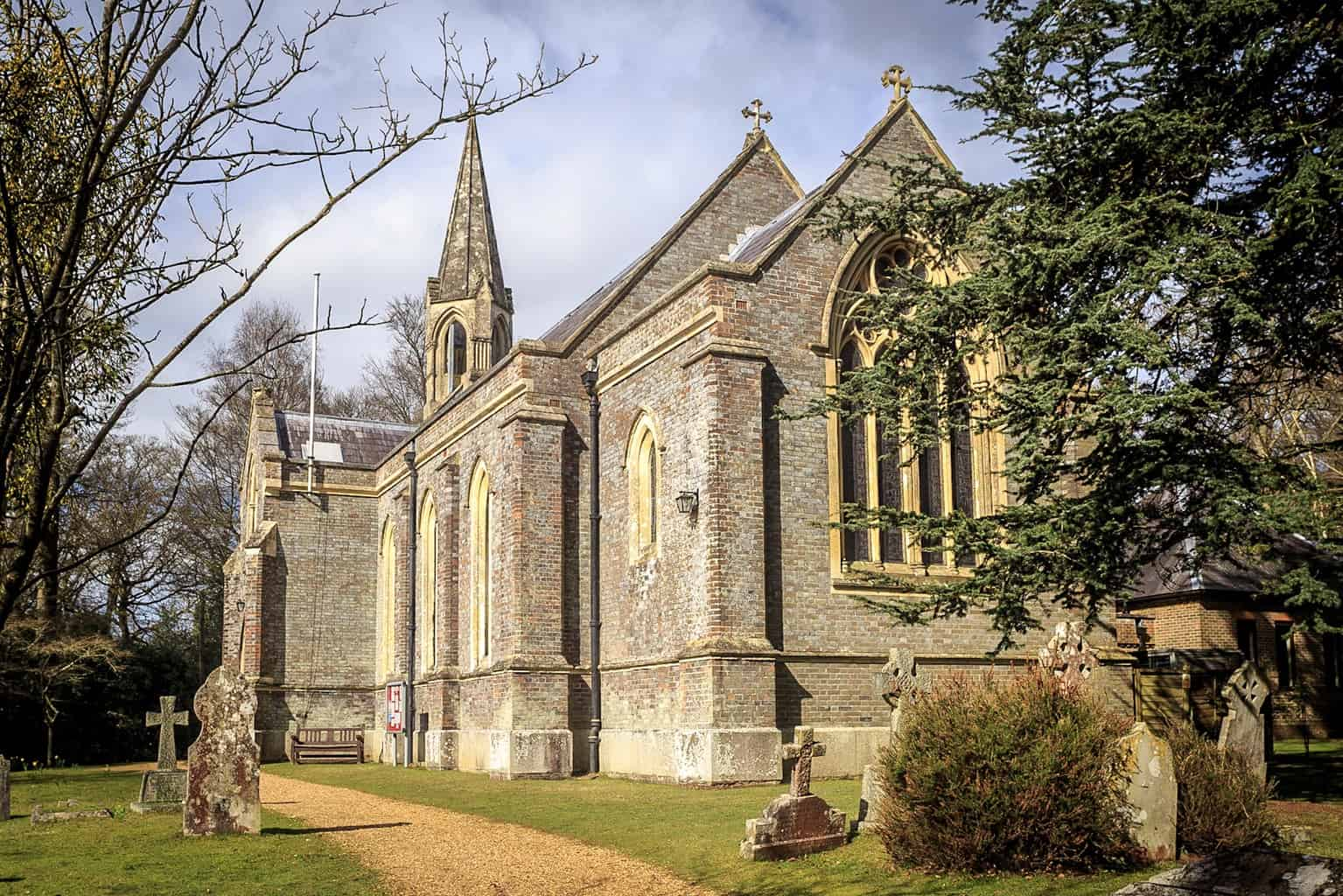 Architectural photography in Hampshire by Rick McEvoy