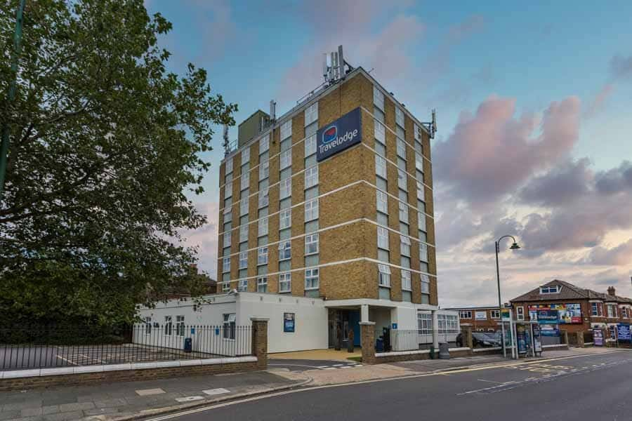 Travelodge Southampton Lodge Road by Rick McEvoy Photography