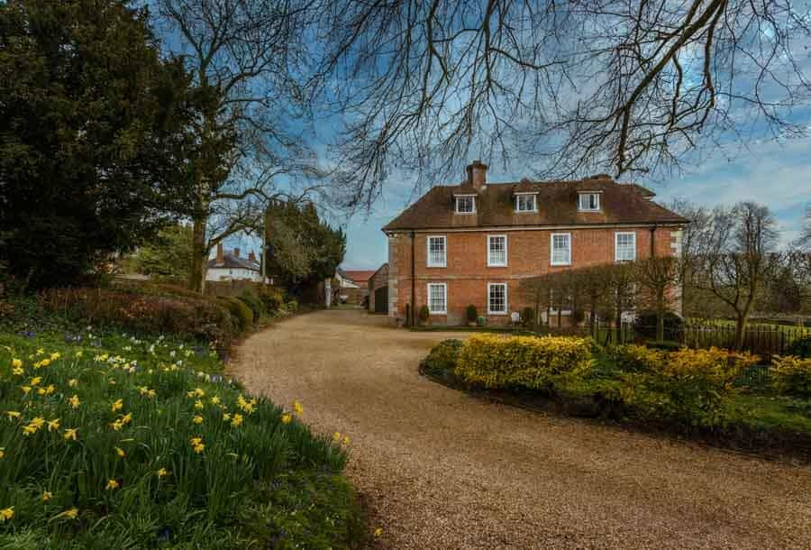 Photo of a Dorset country residence by Rick McEvoy Photography
