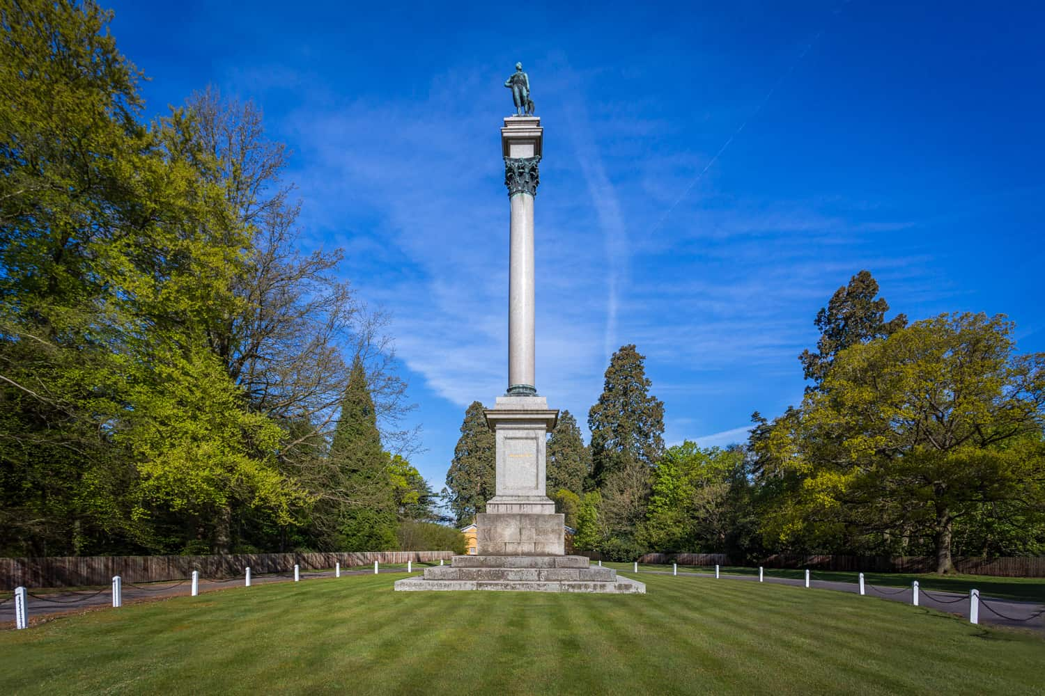 Wellington Memorial Image 1 by Rick McEvoy Architectural Photographer