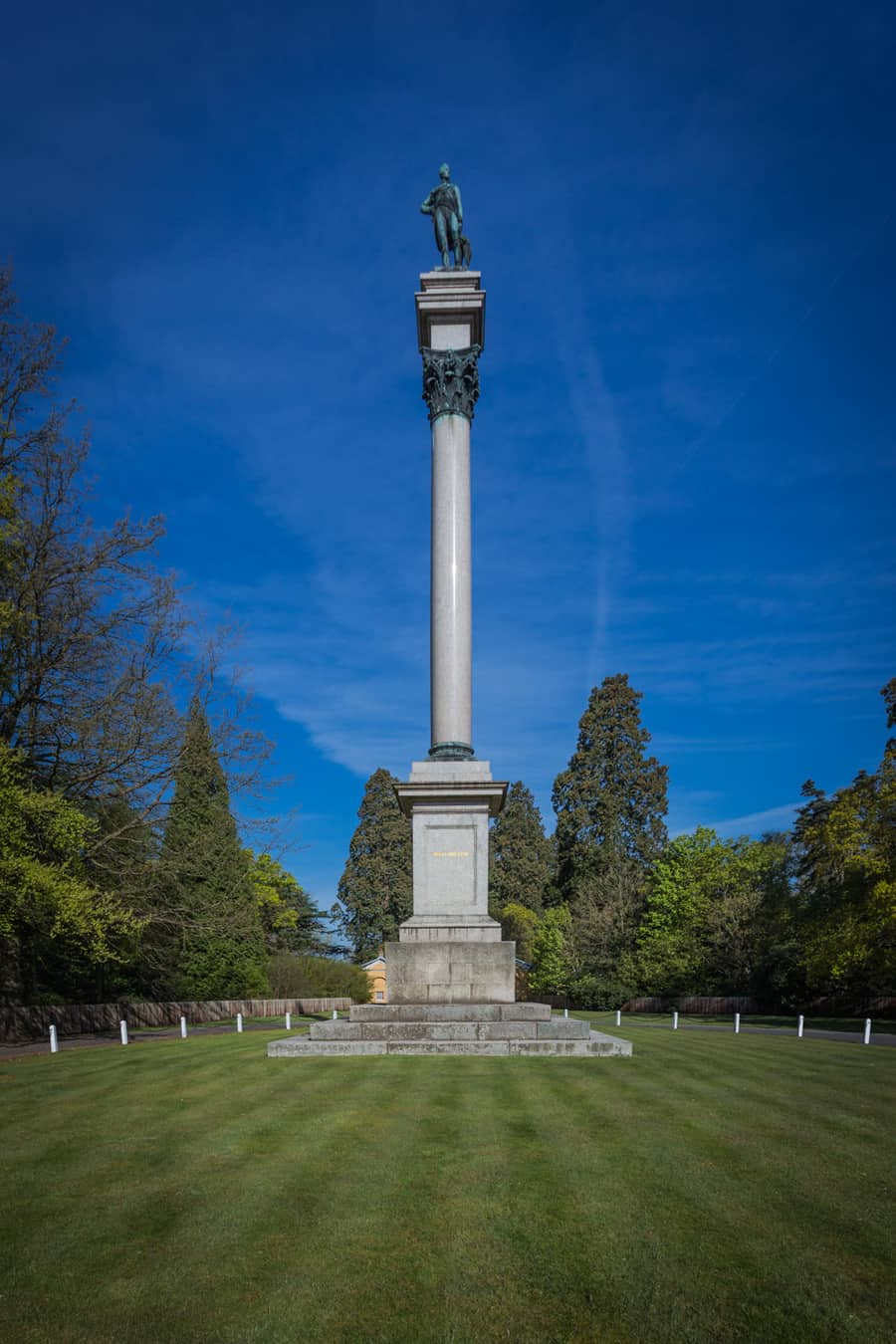 Wellington Memorial Image 2 by Rick McEvoy Architectural Photographer