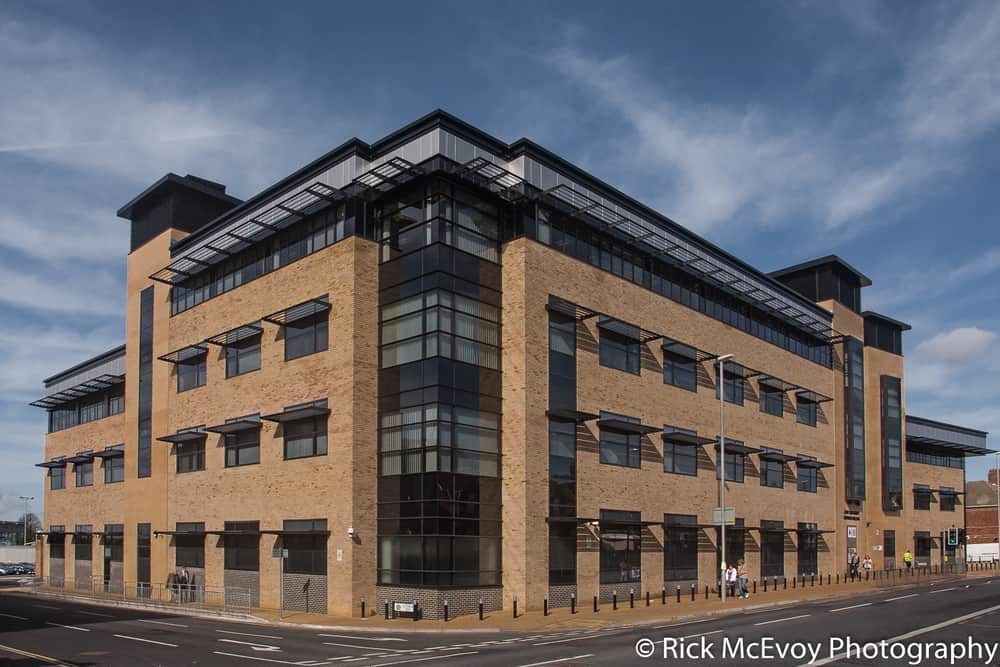 Poole Police Station by Rick McEvoy Architectural Photographers