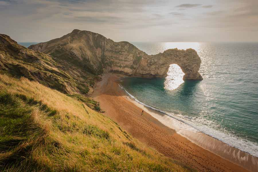 Durdle Door. The Jurassic Coast. Dorset. England