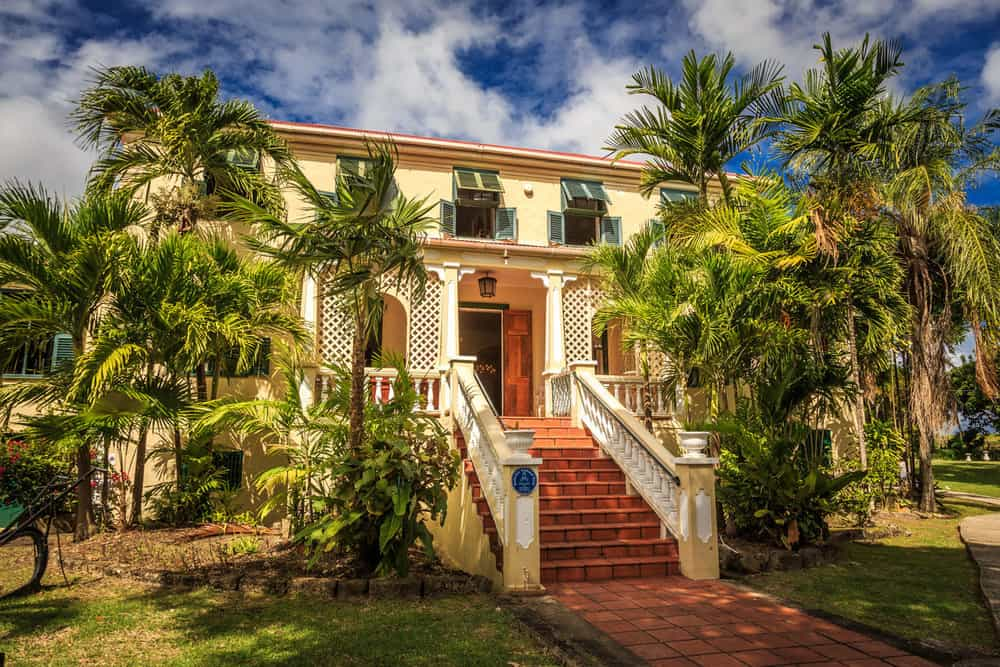 Plantation House, Barbados by Rick McEvoy Photography - architec